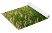 Leaves Of Grass Yoga Mat