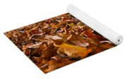 Leaves Yoga Mat