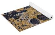 Lichen Pattern Series - 10 Yoga Mat