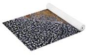 Lichen Pattern Series - 11 Yoga Mat