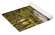 Little Zig Zag Stream Yoga Mat