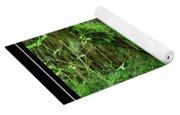 Lush Green Landscape Yoga Mat