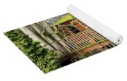 Luxury Tree House In The Woods Yoga Mat