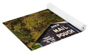 Mail Pouch Tobacco Barn Yoga Mat