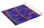 Many Rainbows Yoga Mat