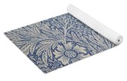 Marigold Wallpaper Design Yoga Mat