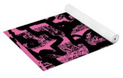 Morph Eruption 2 Yoga Mat