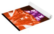 Mri Of Normal Thoracic Spinal Cord Yoga Mat