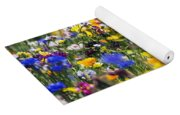 Oregon Wildflowers Yoga Mat