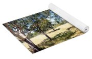 Over The Fence Yoga Mat