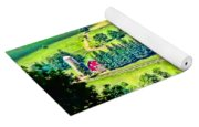 Over Yonder Yoga Mat