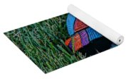 Painted Turtle Sprinkler Yoga Mat