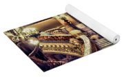 Paris Opera House Vii  Grand Stairway Yoga Mat