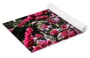 Peach Blossom Yoga Mat
