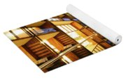 Perspective Of Contemporary Architecture Yoga Mat
