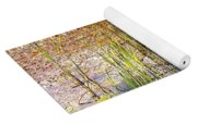 Pond And Rushes Yoga Mat