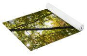 Portal Through The Woods Yoga Mat