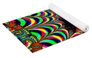Psychedelicalifornia Yoga Mat