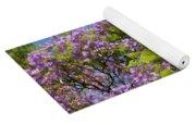 Purple Prelude Yoga Mat