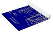 Radio Phone Patent Yoga Mat