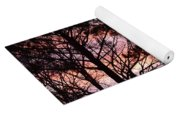 Rainbow Forest Yoga Mat