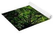 Rainforest Backlight Yoga Mat