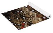 Ring-necked Pheasant Phasianus Yoga Mat