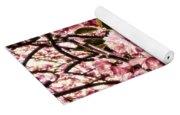 Romantic Cherry Blossoms Yoga Mat