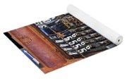 Rusty Cash Register Yoga Mat