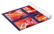 Sandstone Sunsongs Rockin Red Yoga Mat