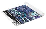 Sarah's Monster High Collection Sketch Yoga Mat