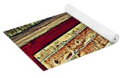 School House Benched And Dusted Yoga Mat