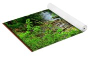 Serenity With Frame Yoga Mat