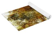 Shades Of Autumn Yoga Mat