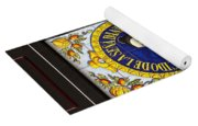 Spanish Tiles Yoga Mat