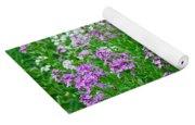 Spring Phlox 6074 Yoga Mat
