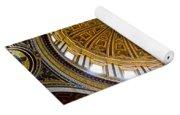 St Peter's Basilica Dome  Yoga Mat