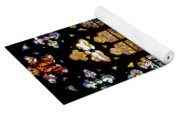 St Vitus Cathedral Stained Glass Yoga Mat