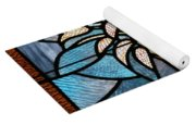 Stained Glass Lc 11 Yoga Mat