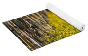 Stalks And Sunshine Yoga Mat