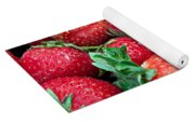 Strawberry Delight Yoga Mat