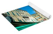 Streets Of Venice Yoga Mat