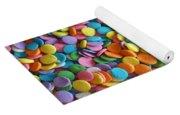 Sugar Confetti Yoga Mat