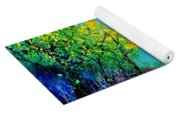 Summer In The Wood 452160 Yoga Mat