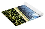 Summer Splash Yoga Mat