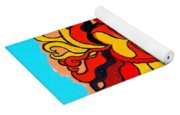 Sun God II Yoga Mat