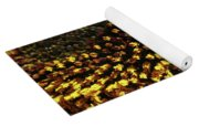 Sunflower Edge Yoga Mat