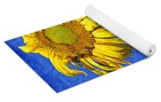 Sunflower Reflection Yoga Mat