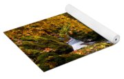 Surrounded By Autumn Yoga Mat