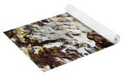 Textures Close Up Of A Rusted Texture Yoga Mat